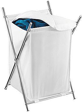 Honey-Can-DoTM Chrome Folding Hamper