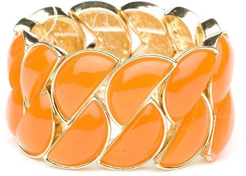 Orange Slice Cuff