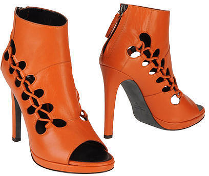 GIUSEPPE ZANOTTI FOR CHRISTOPHER KANE Ankle boots