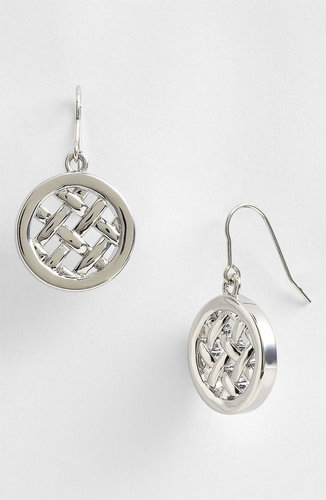 Tory Burch 'Labyrinth' Drop Earrings