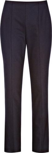 Nancy SEAMED CROPPED TROUSERS