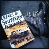 Skotjay shared the crime fiction book Crimes in Southern Indiana by Frank Bill.