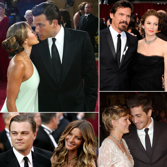 The Way They Were: Exes at SAGs, Oscars, and More Award Shows