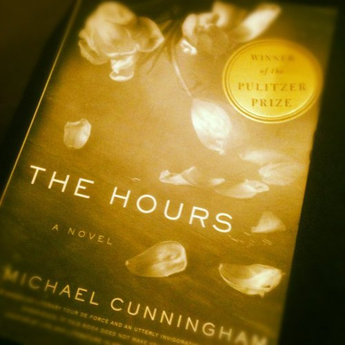 "Dannyfeekes shared what he was reading, The Hours, adding, ""Excited and nervous to start what will surely be one of my favorite books ever."""
