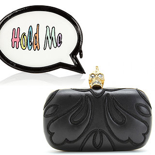 Bright, Cool, Trendy, Shaped Clutch: Stella McCartney, Mimco
