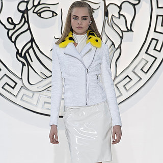 Versace Review | Fashion Week Fall 2013