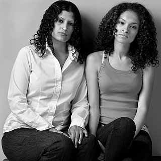 Howard Schatz's Model-Mother Pairs Photo Project