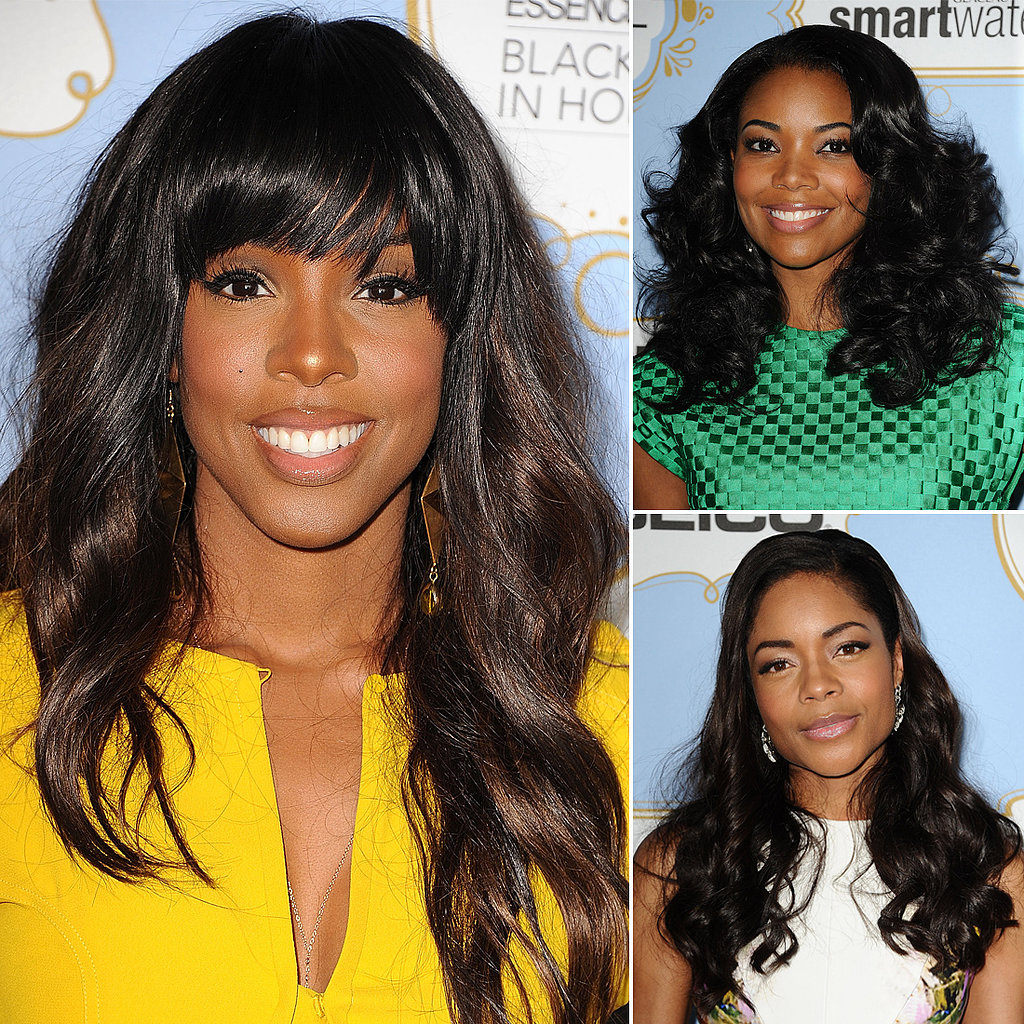 All the Elegance From the Essence Black Women in Hollywood Luncheon