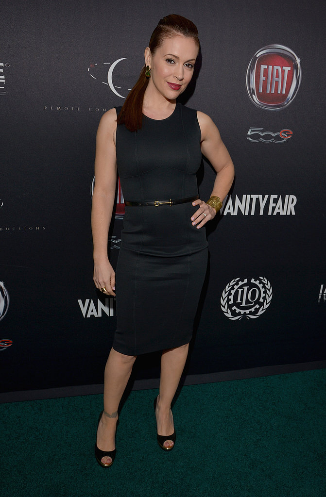 Celebrities Prep For the Oscars at a Party With Vantiy Fair and Fiat