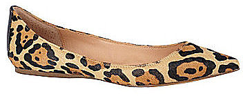 Steve Madden Vegass-L Leopard-Print Flats