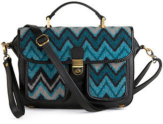 Chevron the Catwalk Bag
