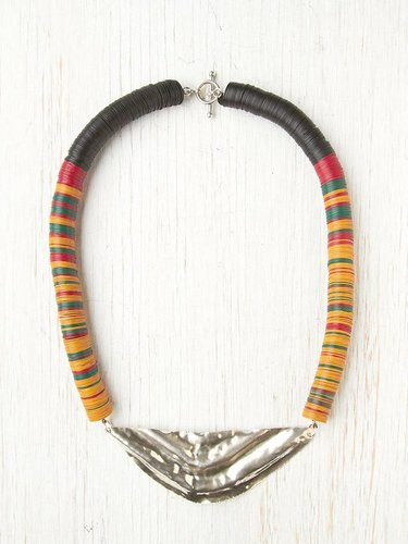 IJA Mikah Tribal Necklace