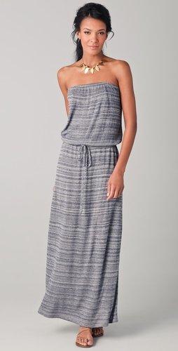 Soft Joie Christabel Strapless Maxi Dress