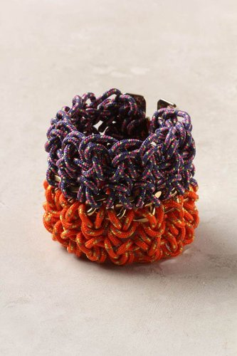 Shimmerknit Bracelet