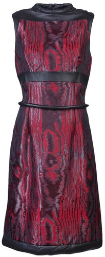 Christopher Kane Leopard shift dress