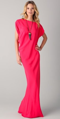 Maria grachvogel Bolt Maxi Dress