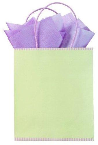 The Gift Wrap Company Tuscan Twist Two-Tone Medium Tote Bag