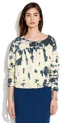 Textile elizabeth and james® perfect tie-dye sweatshirt