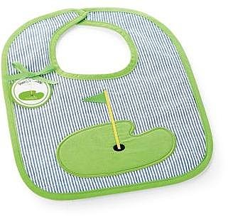 Mud Pie Golf Bib