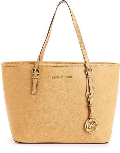 MICHAEL Michael Kors Handbag, Jet Set Travel Small Tote