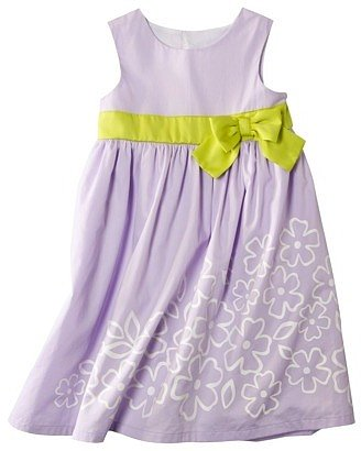 JUST ONE YOU TM Made by Carters  Toddler Girls Floral  Print Dress - Lilac