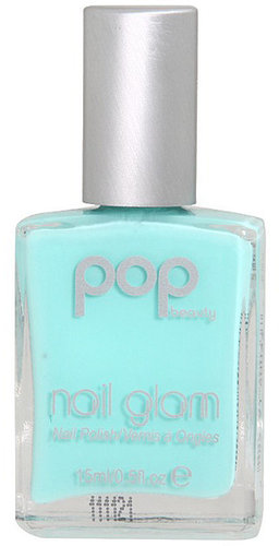 POP Beauty Nail Glam Nail Glam, No. 63 Mint Magic 0.5 oz (15 ml)