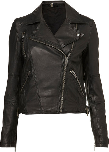 Traditional Leather Jacket
