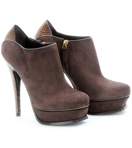 Yves Saint Laurent TRIBUTE 105 ANKLE BOOTS