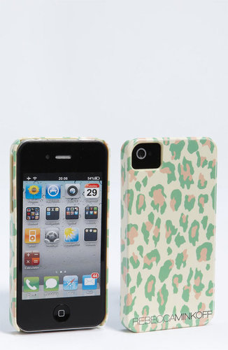 Rebecca Minkoff Animal Print iPhone 4  &amp; 4S Case