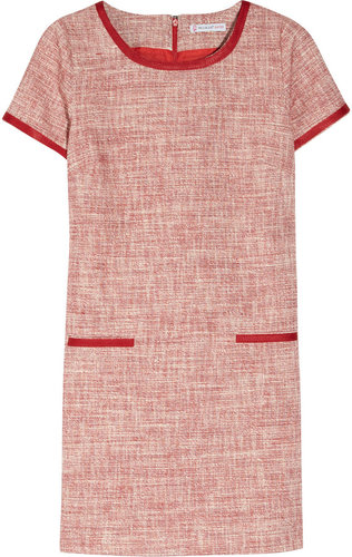 Paul &amp; Joe Sister Tartine tweed dress