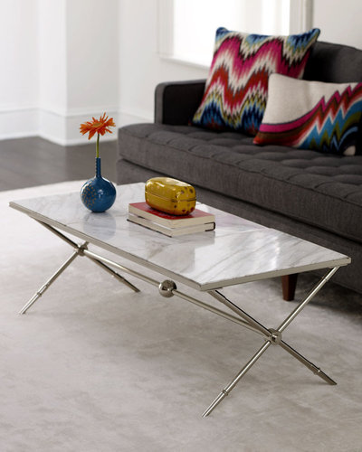 "Jonathan Adler ""Chader"" Coffee Table"