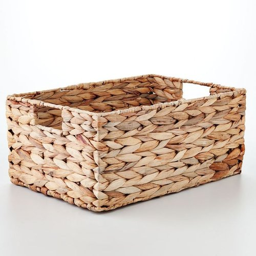 Rgi natural rectangle crate