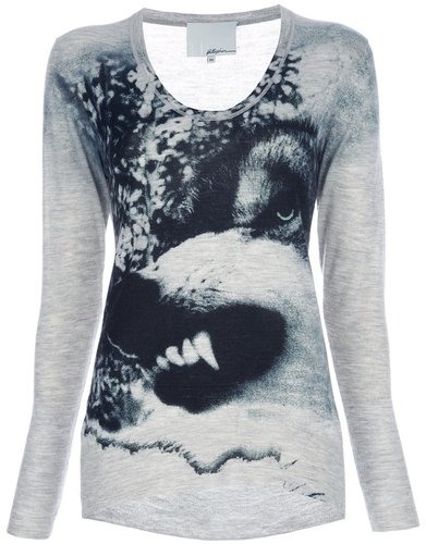 3.1 Phillip Lim Wolf Pullover