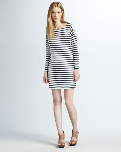 Splendid Striped Knit Dress