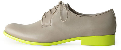 Jil Sander / Oxford w/ Neon Sole