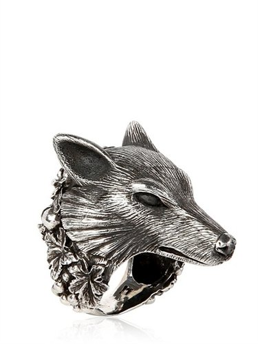 Ugo Cacciatori - Wolf Ring