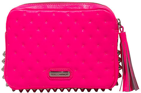 Flirty Neon Bag - by Rebecca Minkoff