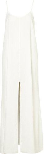 Strappy Split Maxi Dress