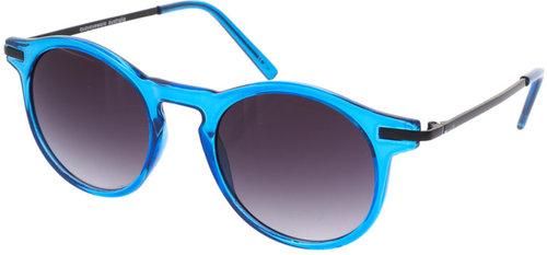 Quay Eyewear Rounded Sunglasses