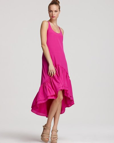 Gryphon Dress - Francesca Dress with Ruffle Hem