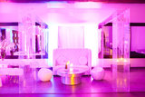 Club-Inspired Reception