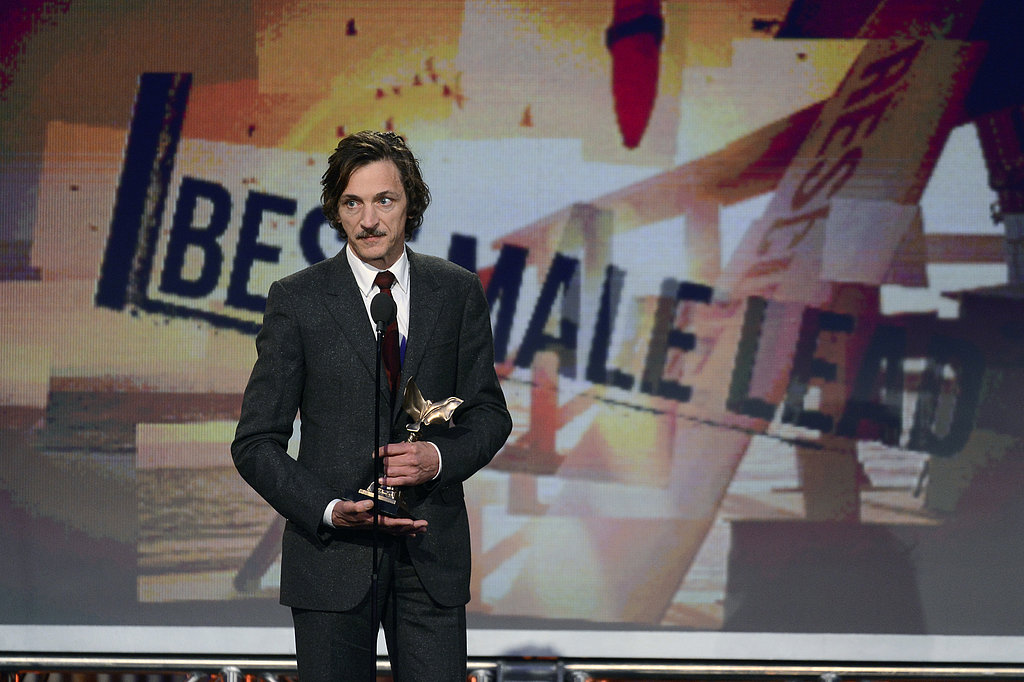John Hawkes won best male lead.