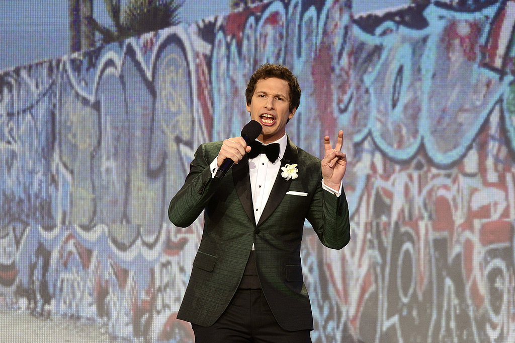 Andy Samberg hosted the 2013 Spirit Awards.
