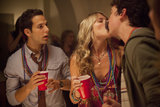 Nicole and Miller, 21 & Over