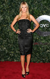 Heidi Klum attended QVC's Red Carpet Style event at the Beverly Hills Four Seasons Hotel.