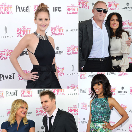 All the Stars on the Spirit Awards Red Carpet