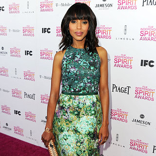 Kerry Washington Spirit Awards Dress 2013 | Pictures