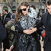 Milan Fashion Week Street Style & Front Row: Olivia Palermo