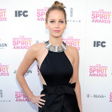 2013 Independent Spirit Awards Celeb Style Jennifer Lawrence
