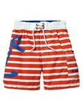 Gap Striped Anchor Swim Trunks